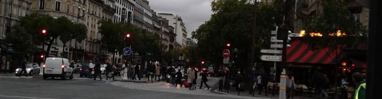 Bijna naar Parijs hoera