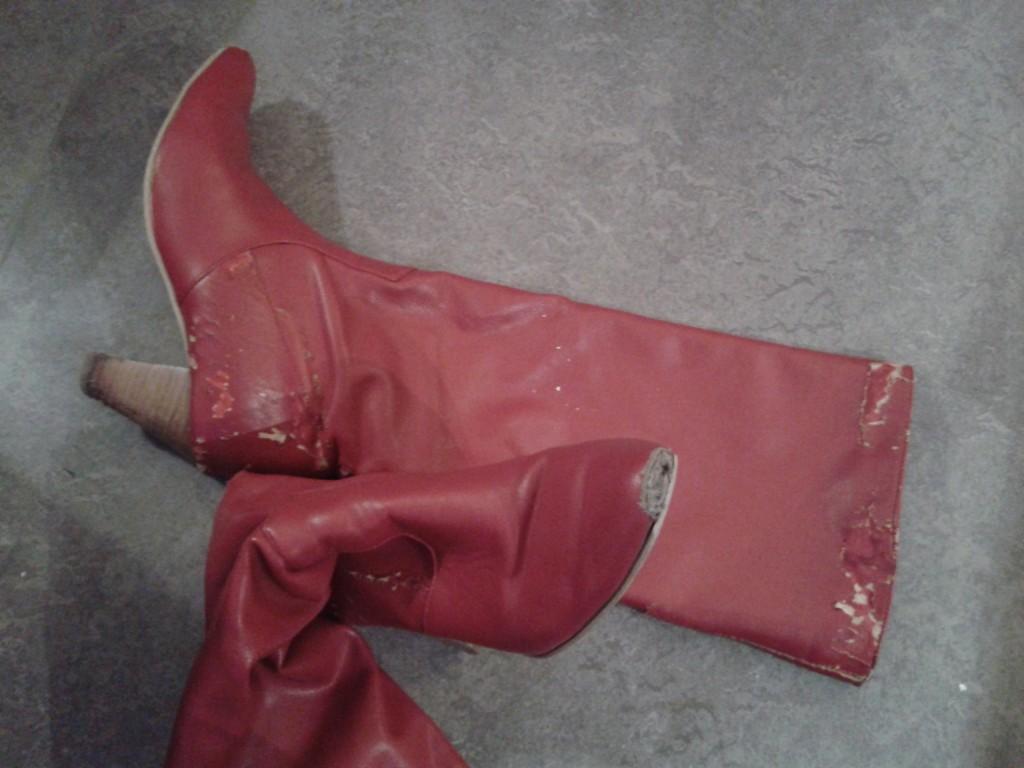 schoenenrood