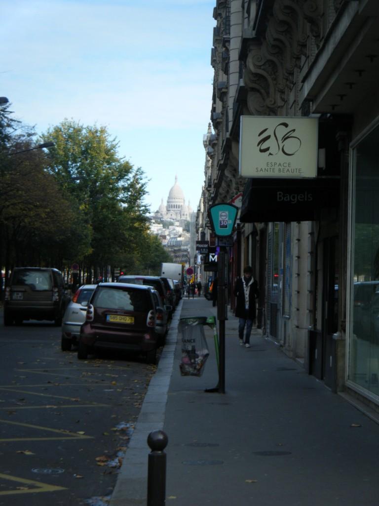 Parijs november