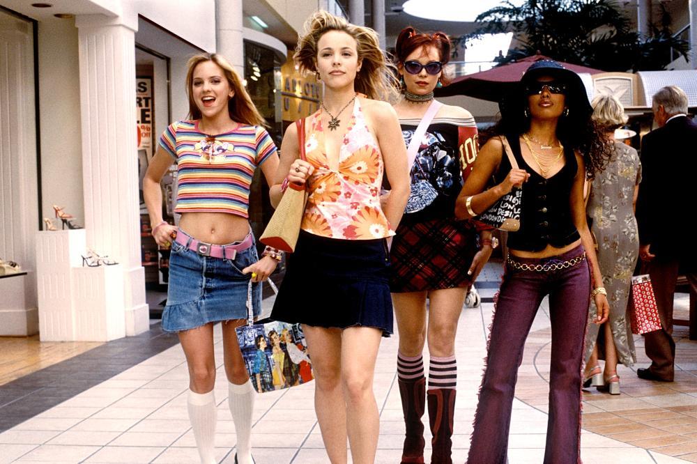HOT CHICK, Anna Faris, Rachel McAdams, Alexandra Holden, Maritza Murray, 2002, (c) Walt Disney